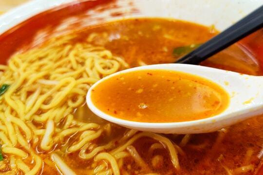 台湾ラーメンの写真