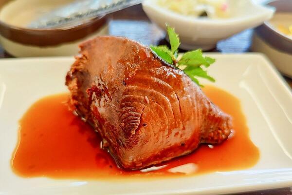 鯖味噌の写真