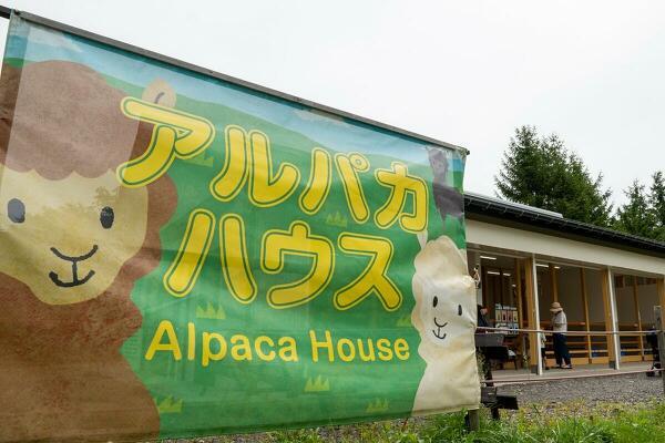 アルパカハウスの写真