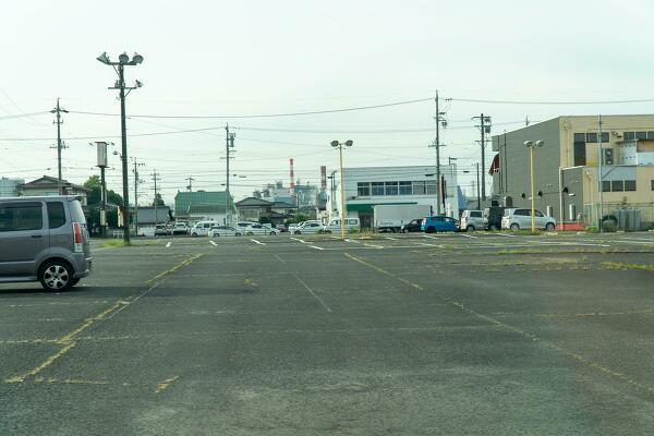 ドラッグコスモス可児土田店予定地の周辺の写真