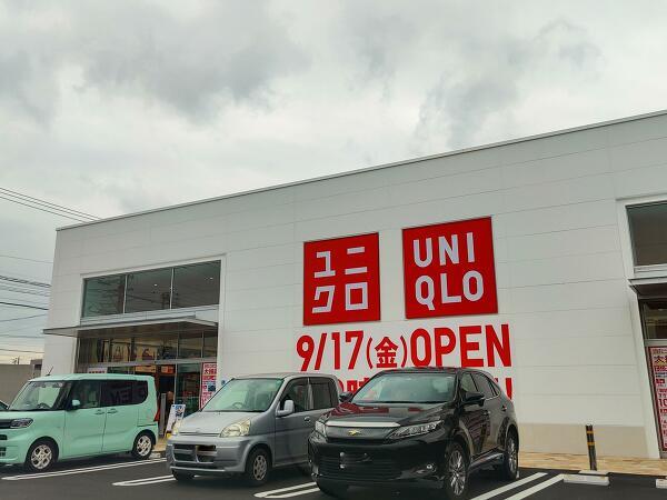 ユニクロ 岐阜加納店の写真